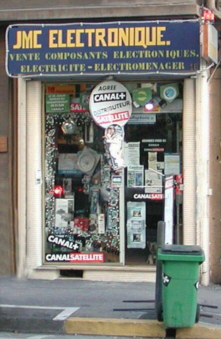 Electronique toulon